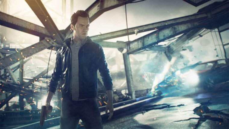 Xbox One Exclusive Quantum Break Officially Delayed into 2016 News Xbox  Quantum Break Max Payne 3 Alan Wake