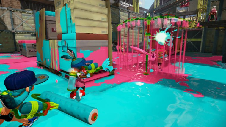 Splatoon PAX East 2015