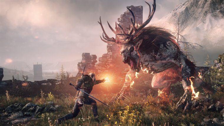 News Xbox  The Witcher 3: Wild Hunt