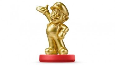 PSA: Gold Mario Amiibo Continues To Pop Up At Walmart