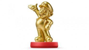 PSA: Gold Mario Amiibo Continues To Pop Up At Walmart