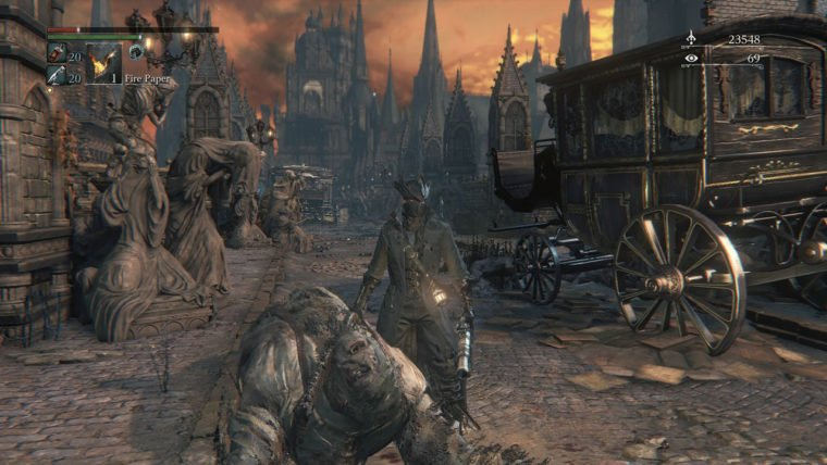 playstation Bloodborne