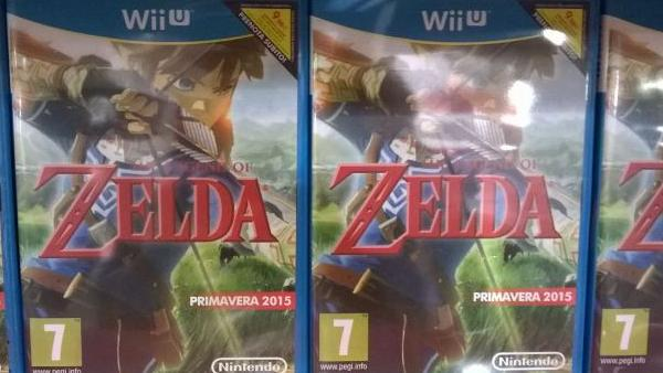 Gamestop Italy Weirdly Suggests The Legend of Zelda Wii U Is Coming Out In Spring 2015 News Nintendo  WIIU The Legend of Zelda