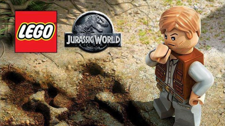 Lego Jurassic World Trailer - YouTube