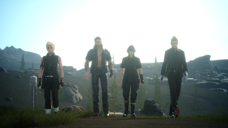 Final Fantasy XV: Episode Duscae Preview PAX East 2015