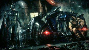 Batman: Arkham Knight 1080p on PS4; Xbox One Version Still Unknown