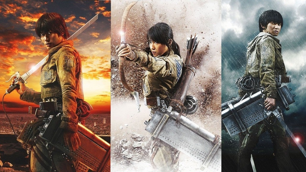 Attack On Titan Live-Action Trailer Arrives To Scare You   Attack of the Fanboy