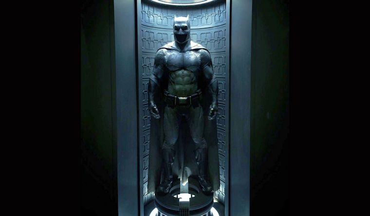 Batman v Superman: Dawn Of Justice IMAX Screenings Provide Brand New Footage Culture  Superman Movies Justice League DC Universe DC Comics Comics Batman v Superman: Dawn of Justice Batman v Superman batman