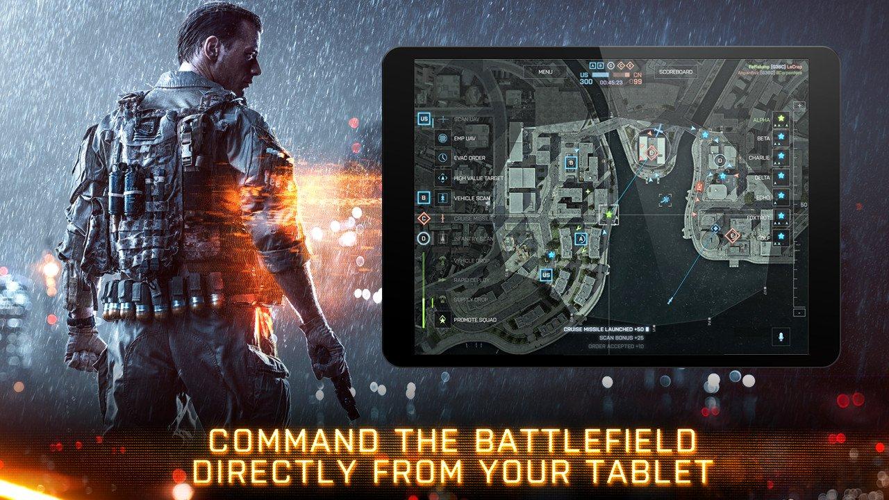 Battlefield 4 Mobile Commander