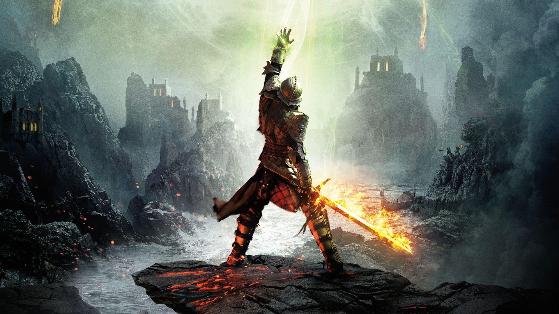 Anthem Bioware Dragon Age Dragon Age: Inquisition EA Image