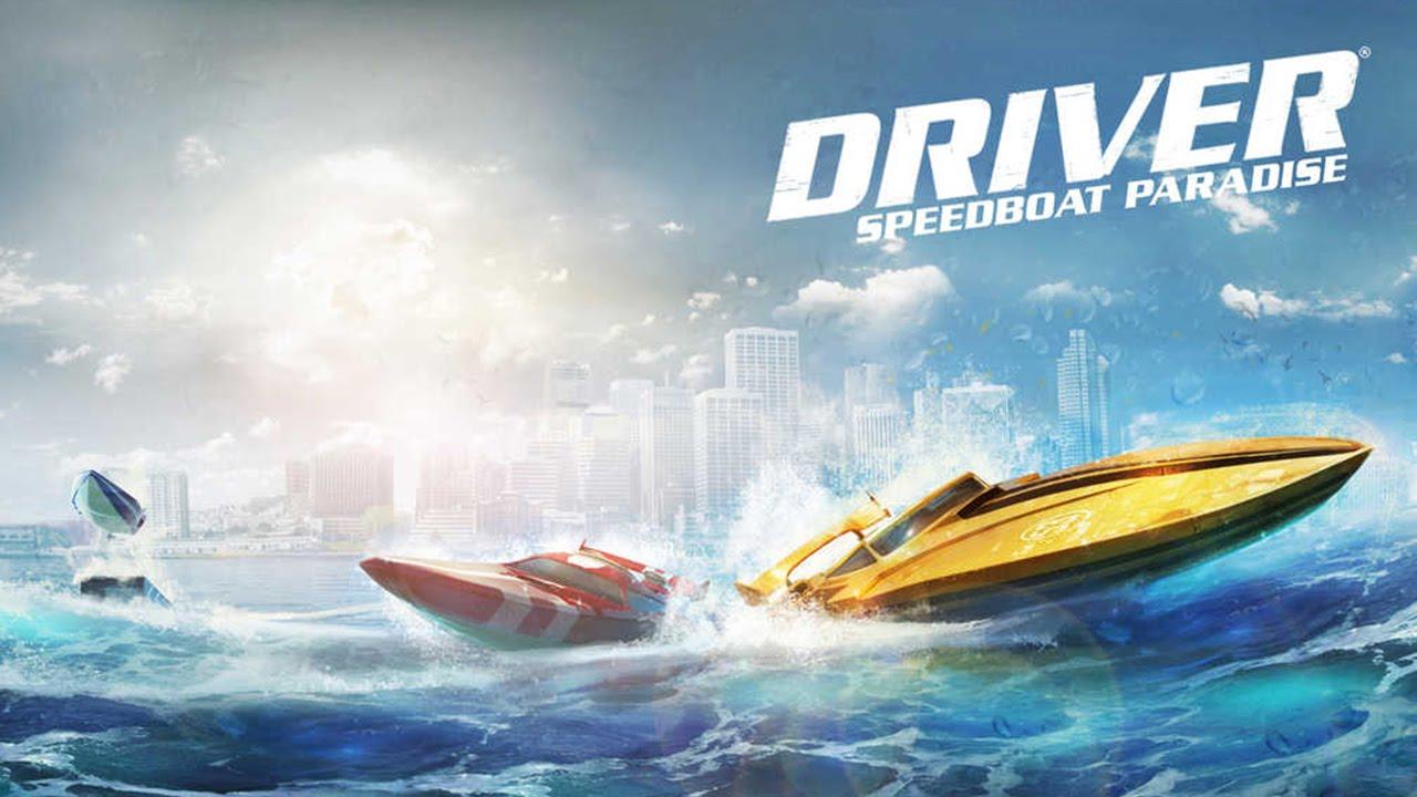 DriverSpeedboatPara