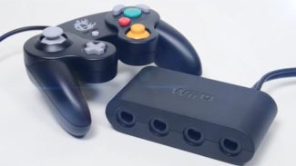 Wii U GameCube Adapter Is Now Up For Pre-Order At GameStop