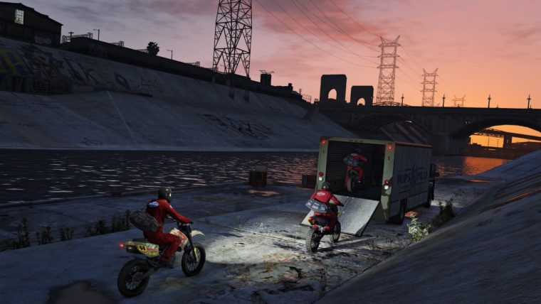 Grand Theft Auto V PC Review Characters