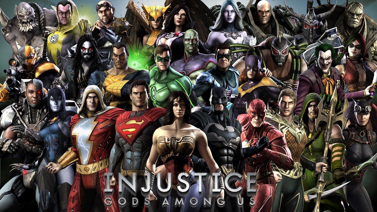 Ed Boon Retweets Fan Joke About Injustice 2 News  Netherrealm Studios Injustice 2
