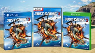 Just Cause 3 Boxart Revealed, First Gameplay Coming Next Week