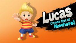 Lucas Super Smash Bros. DLC