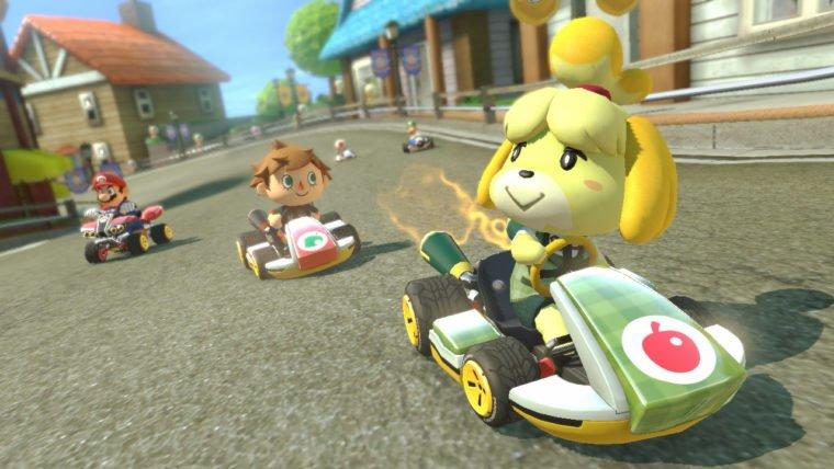 Mario Kart 8 DLC leak