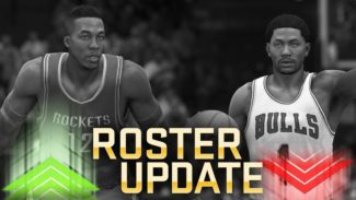 NBA Live 15 April 24th Roster Update Has Over 3,700 Changes