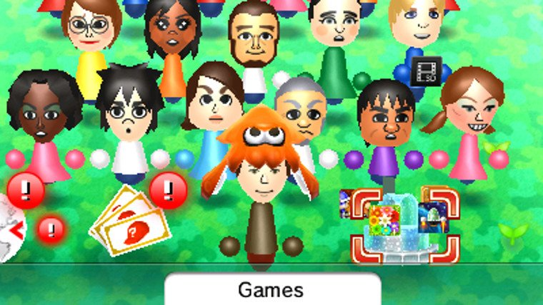 New StreetPass Games
