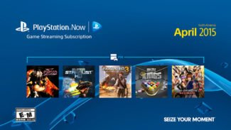 PlayStation Now No Longer Requires PS3, PS4 or Vita, April Update Adds Five New Games