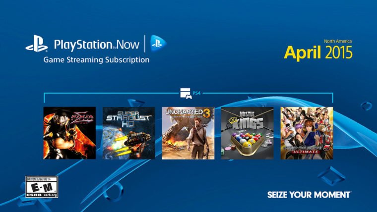 News PlayStation  PS4 PlayStation Now