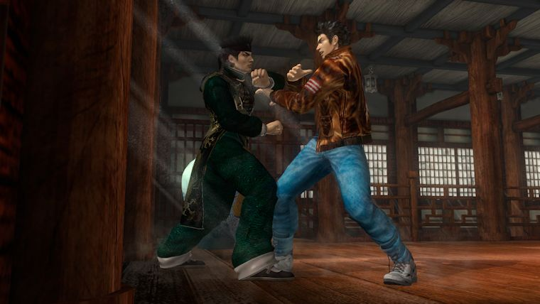 Dead Or Alive 5 Last Round Mod For Pc Brings Shenmue Back To Life Attack Of The Fanboy