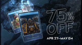 Warhammer 40K: Space Marine Adds Steam Trading Cards, Offers Week Long Sale