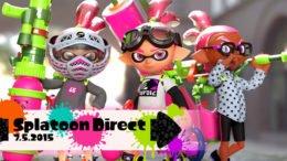 Splatoon Nintendo Direct