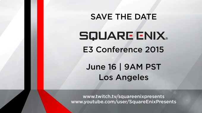 SquareenixE32015Conference