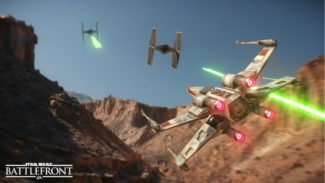 Some Playable Vehicles In Star Wars Battlefront Revealed