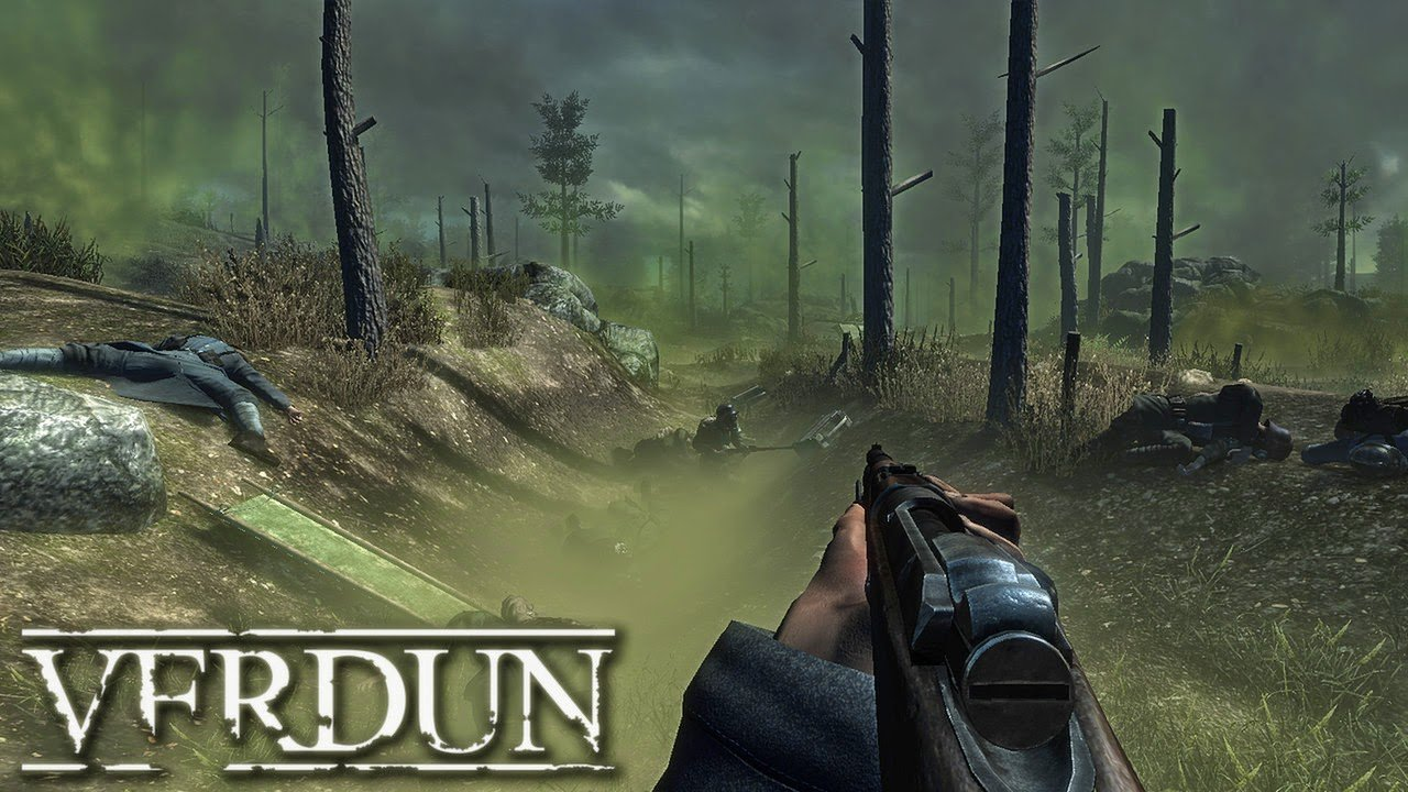 Verdun-Release