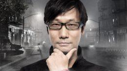 Hideo Kojima Guillermo Del Toro Silent Hills