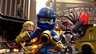LEGO Joins the Collectible Figure Genre with LEGO Dimensions