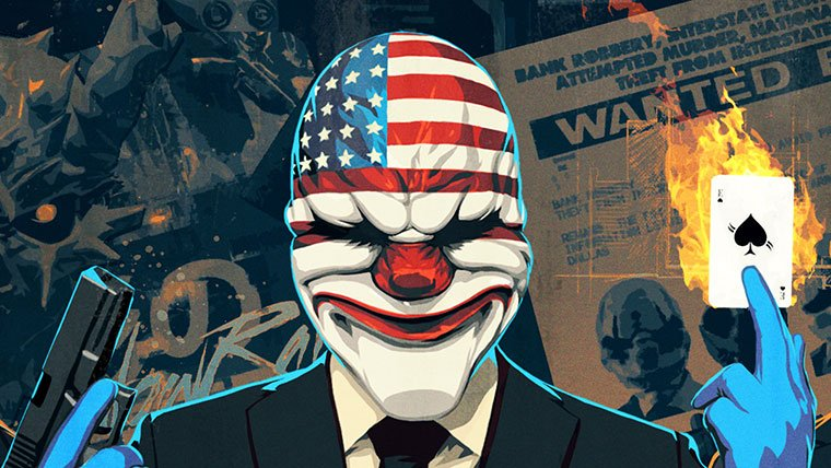 505 Games Payday 2 PC GAMES Xbox Image