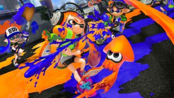 Splatoon – 1080p/60fps Turf War Multiplayer Videos with Commentary