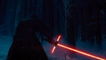 Who Is Kylo Ren In Star Wars 7: The Force Awakens?