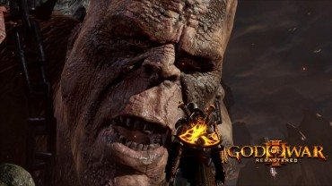 God of War 3 Remastered's PS4 File Size Revealed