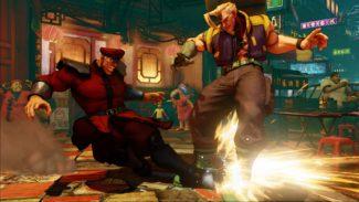 M. Bison Flies Into New Street Fighter 5 Gameplay Trailer
