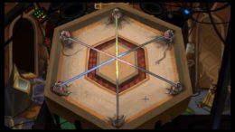 Broken Age Guide Wire Hexipal Puzzle Solve