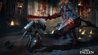 Lords Of The Fallen 2 Set For 2017 & Will Not Include Deck 13 As Co-Developer