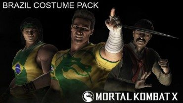 Mortal Kombat X Will Be Getting Special Country Themed Costume Pack