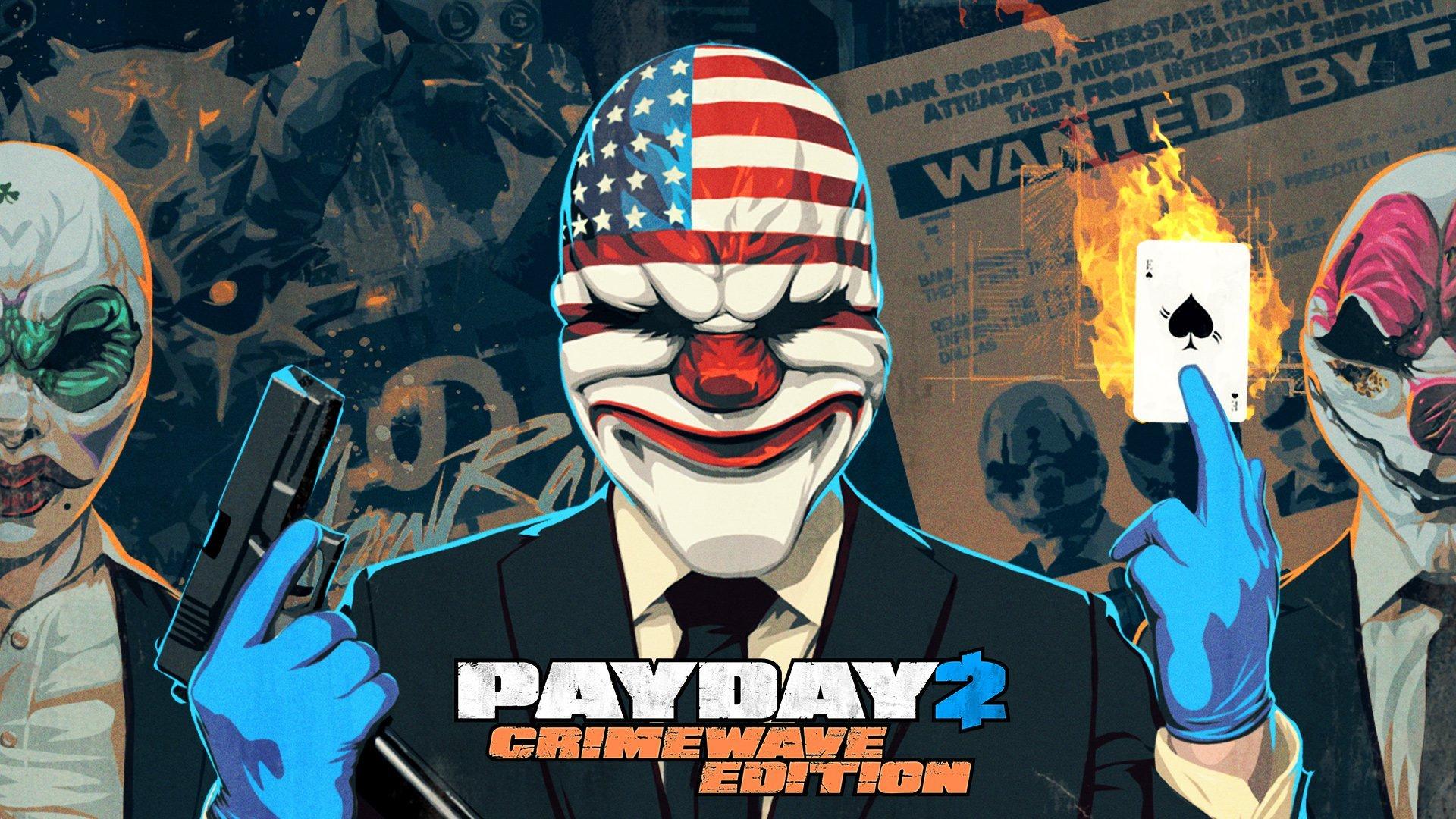 Payday2CrimewaveDate