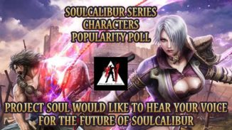 Project Soul Teases SoulCalibur 6, Asks For Fans Favorite Characters In Survey