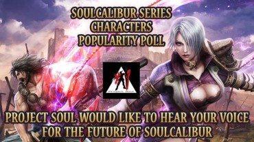 Project Soul Teases SoulCalibur 6, Asks For Fans Favorite Characters In Survey