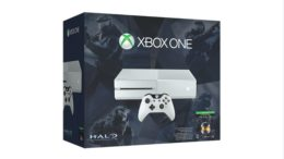 White Xbox One Halo The Master Chief Collection Bundle