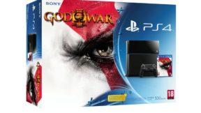 God of War 3 Remastered PS4 Bundle Listed For Europe