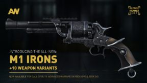 New Call Of Duty: Advanced Warfare Trailer Shows Off New Weapon Variants