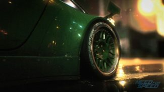 Need for Speed 2015 File Size Revealed On PS4