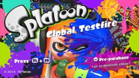Splatoon Beta Heading to Wii U This Weekend