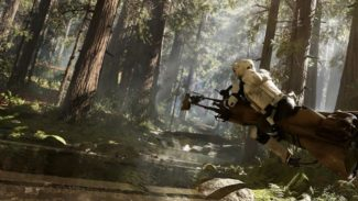 EA Confident Star Wars Battlefront Won't Suffer 2016 Delay
